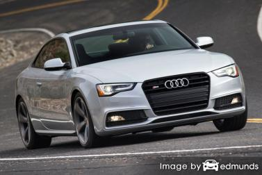 Insurance rates Audi S5 in Las Vegas