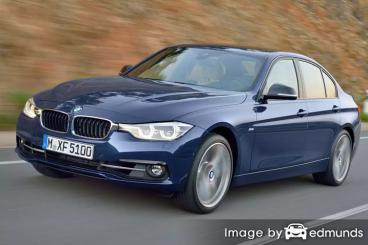 Insurance rates BMW 328i in Las Vegas