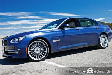 Insurance quote for BMW Alpina B7 in Las Vegas