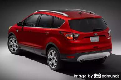 Insurance quote for Ford Escape in Las Vegas