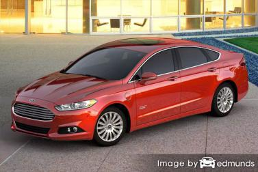 Insurance for Ford Fusion Energi
