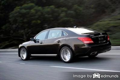 Insurance for Hyundai Equus