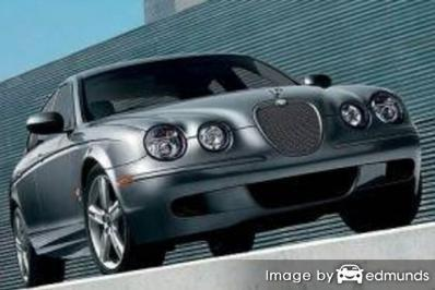Insurance quote for Jaguar S-Type in Las Vegas