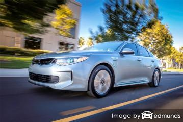 Insurance for Kia Optima Plug-In Hybrid