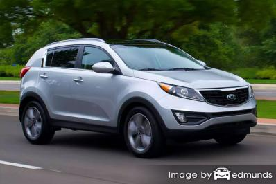 Insurance for Kia Sportage