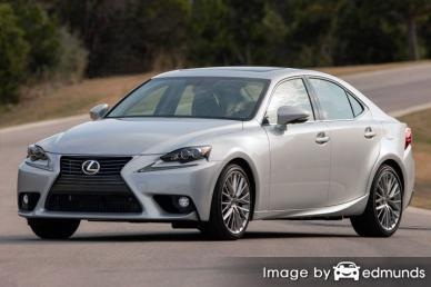 Insurance quote for Lexus IS 250 in Las Vegas