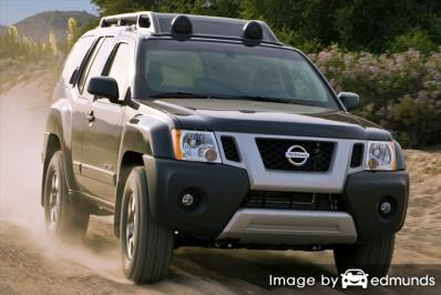 Insurance quote for Nissan Xterra in Las Vegas