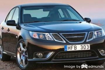 Insurance rates Saab 9-3 in Las Vegas