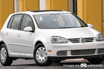 Insurance quote for Volkswagen Rabbit in Las Vegas