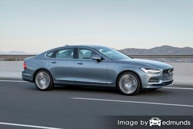 Insurance quote for Volvo S90 in Las Vegas